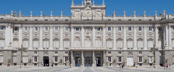 Palacio Real, Madrid
